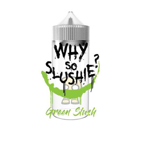 Mood Eliquid Why So Slushie Green Slush (free nic shot)