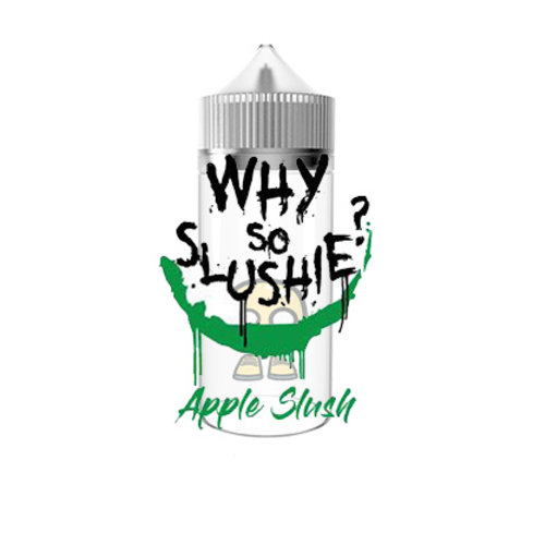 Mood Eliquid Why So Slushie Apple Slush (free nic shot)