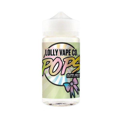 Lolly Vape Co POPS - Tutti Fruity 80ml