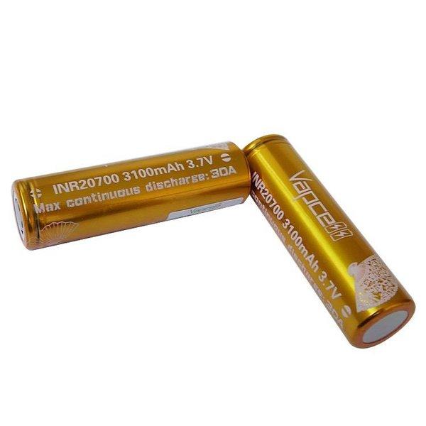 VapCell 20700 3100mah Battery