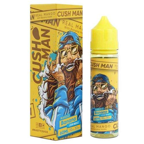 Nasty Juice Mango Banana By Cush Man 50ml 0mg