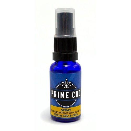 Prime Prime  Oil 300mg Spray (unflavoured)