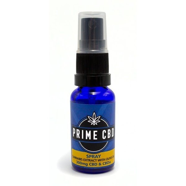 Prime  Oil 300mg Spray (unflavoured)
