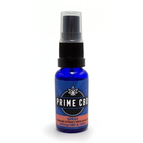 Prime Prime 500mg Spray (unflavoured)