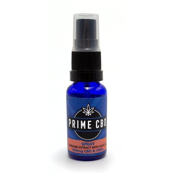 Prime 500mg Spray (unflavoured)