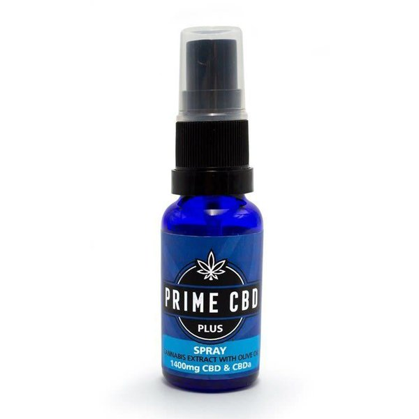 Prime  1400mg Spray (unflavoured)