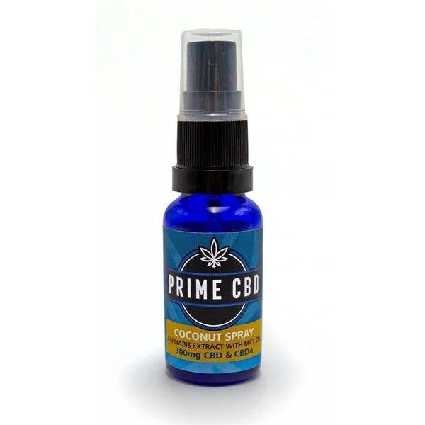 Prime CBD Oil Coconut 300mg Spray
