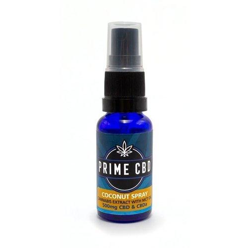 Prime Prime  Coconut 500mg Spray