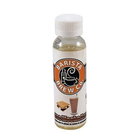 Smores Mocha Breeze By Barista Brew Co. 50ml 0mg