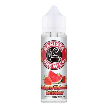 Strawberry Watermelon Refresher By Barista Brew Co. 50ml 0mg