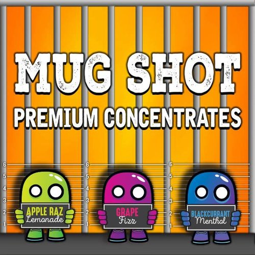 Mood Eliquid MUG SHOT CONCS