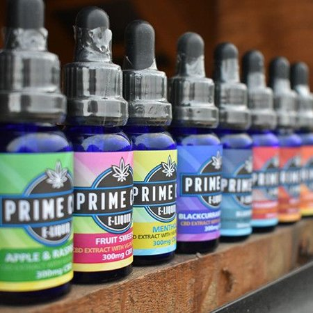 Prime Prime  E-Liquid Blueberry 300mg