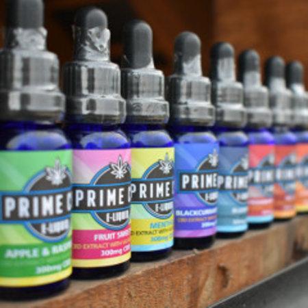 Prime Prime E-Liquid Blackcurrant Menthol