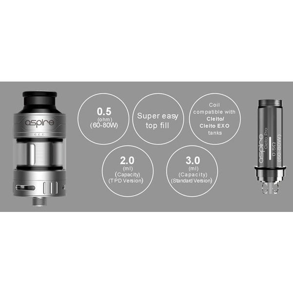 Cleito Pro By Aspire