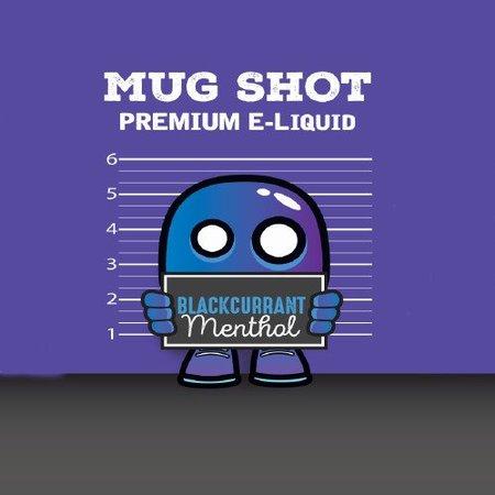 Mood Eliquid Blackcurrant Menthol Mugshot  Shortfill (free nic shot).
