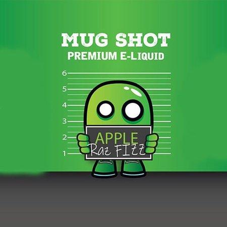 Mood Eliquid Apple Raz Lemonade Mugshot  Shortfill (free nic shot)
