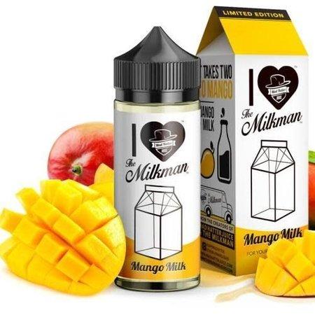 Mad Hatter Milkman - I Love The Milkman Mango Milk E-Liquid