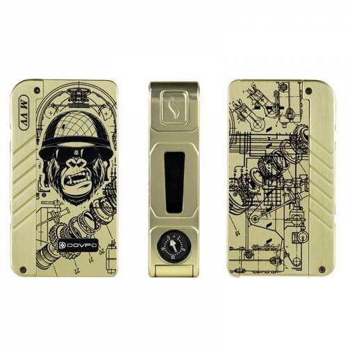 dovpo M VV Box Mod By Dovpo Gold Monkey
