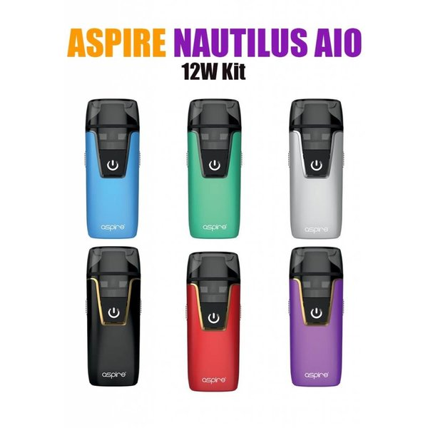 Nautilus AIO Kit by Aspire