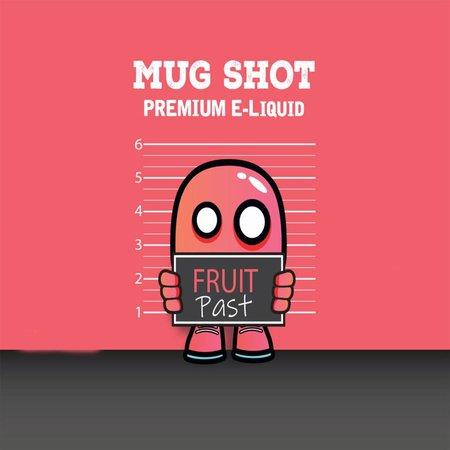Mood Eliquid Fruit Past Mugshot  Shortfill (free nic shot).