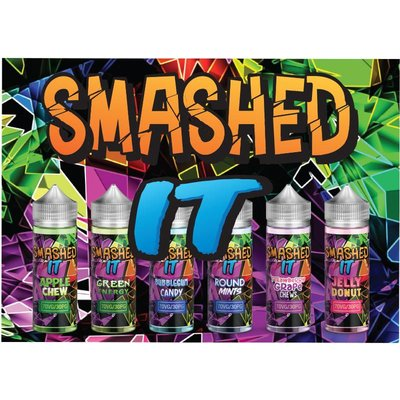 Smashed It