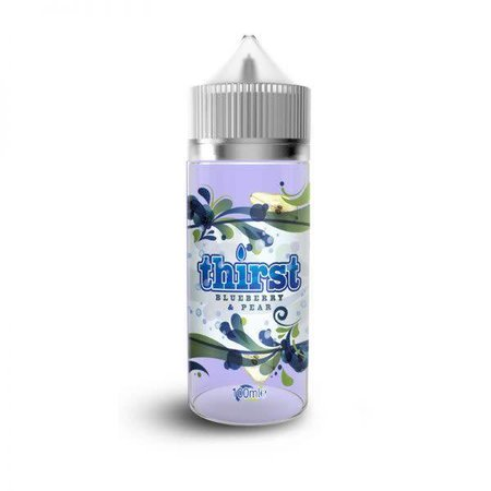Blueberry and Pear By Thirst 100ml 0mg