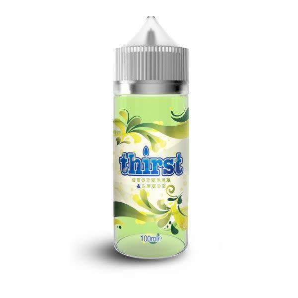 Cucumber and Lemon By Thirst 100ml 0mg