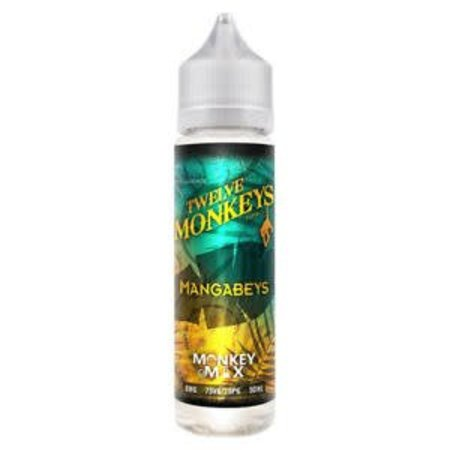Mangabeys By Twelve Monkeys 50ml 0mg