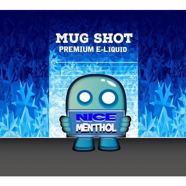 Nice Menthol Mugshot Shortfill (free nicshot)