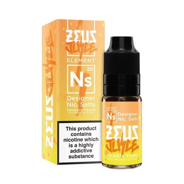 Phoenix Tears Salt By Zeus Juice 20mg 10ml