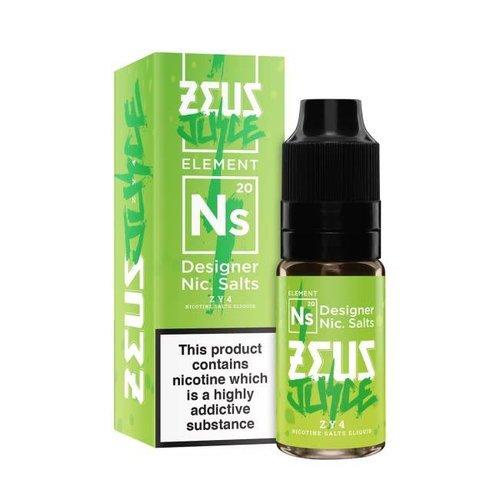 ZY4 Salt By Zeus Juice 20mg 10ml