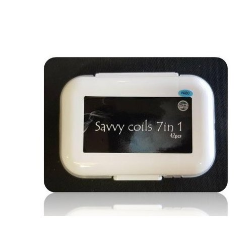 SAVVY 7 IN 1  COIL Box