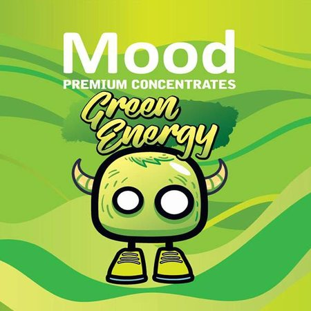 Mood Green Energy Concentrate 30ml.