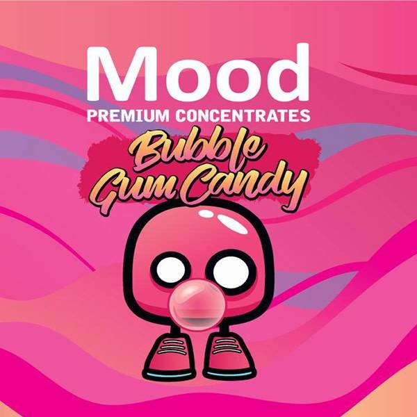 Mood Bubblegum Candy Concentrate 30ml.