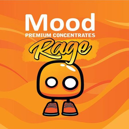 Mood Rage Concentrate 30ml.