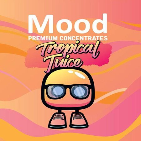 Mood Tropical Juice Concentrate 30ml.