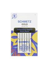 Schmetz Schmetz - Gold - Borduurnaalden
