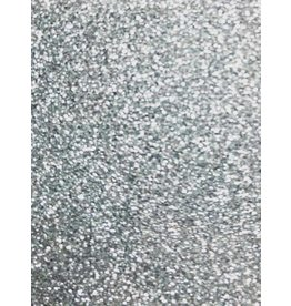Stahls Zilver Glitter - Flex Folie - Vanaf: