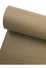 9,50€ p/m - Bruin - Wasbaar Papier