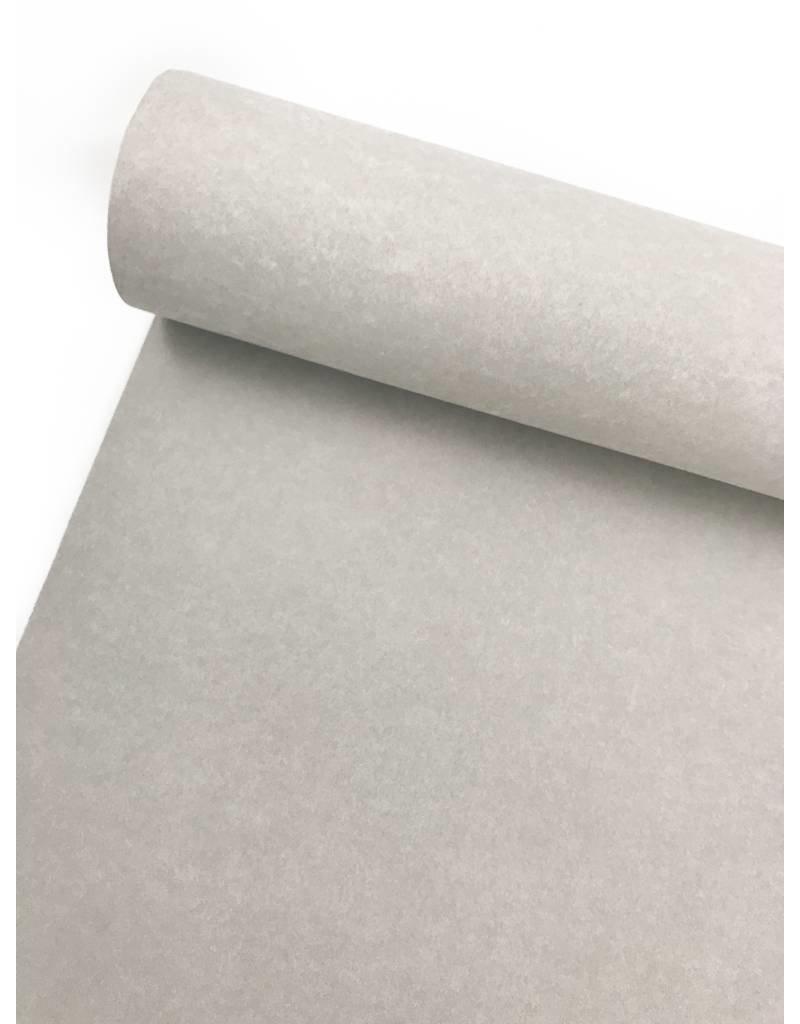 9,50€ p/m - Lichtgrijs - Wasbaar Papier