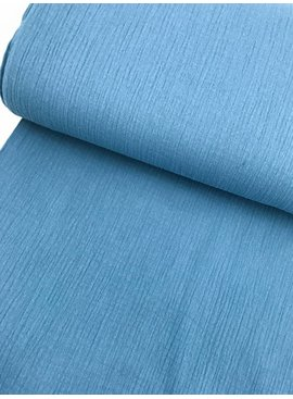 9€ p/m - Blauw - Hydrofiel