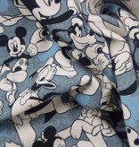 18,50€ p/m - Mickey Mouse en Vriendjes - Tricot Bedrukt