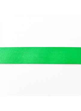 0,50€ p/m - Ribsband 25 mm - Gras