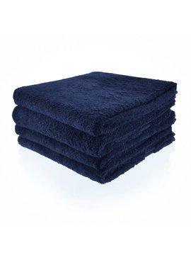 Gepersonaliseerde badhanddoek- Marine