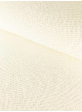 12,50€ p/m - Structuur Ecru - Sweaterstof