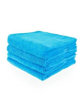 Gepersonaliseerde badhanddoek- Turquoise