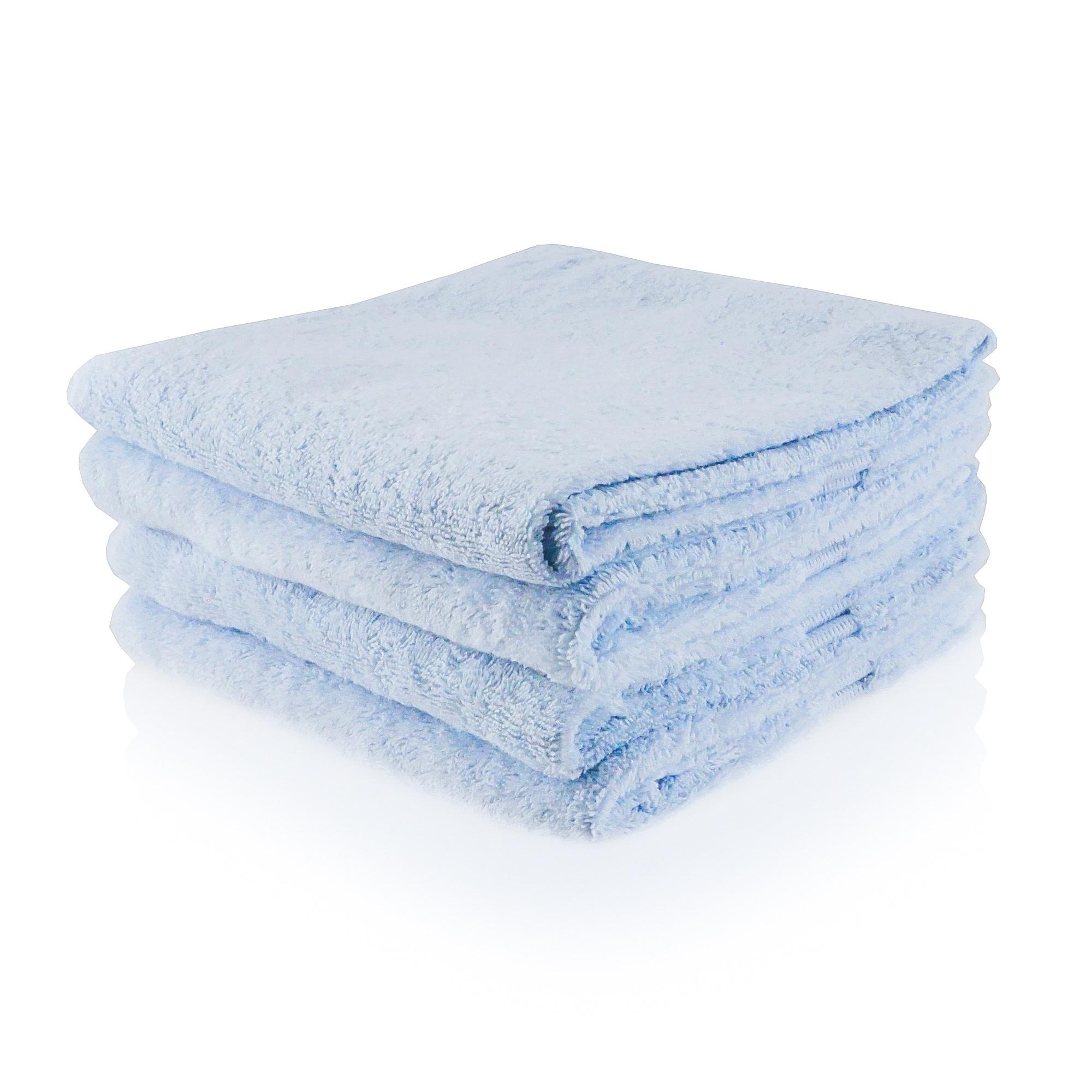 Badhanddoek - Ijsblauw