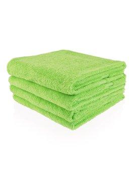 Gepersonaliseerde badhanddoek - Lime