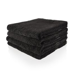 Gepersonaliseerde badhanddoek - Antraciet