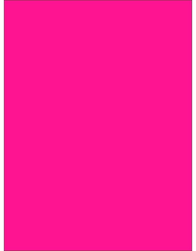 Fluo Roze - Flex Folie - Vanaf: